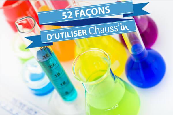 Chauss'in évolution et environnement chimique