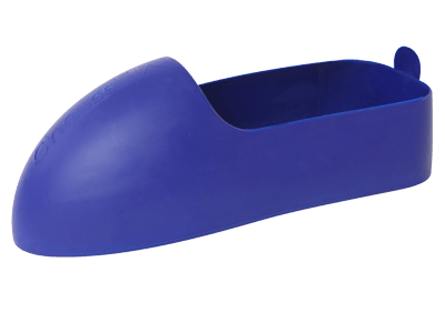 Surchaussure Chauss'in évolution couleur bleue