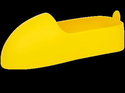 Surchaussure Chauss'in évolution couleur jaune