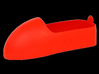 Surchaussure Chauss'in évolution couleur rouge